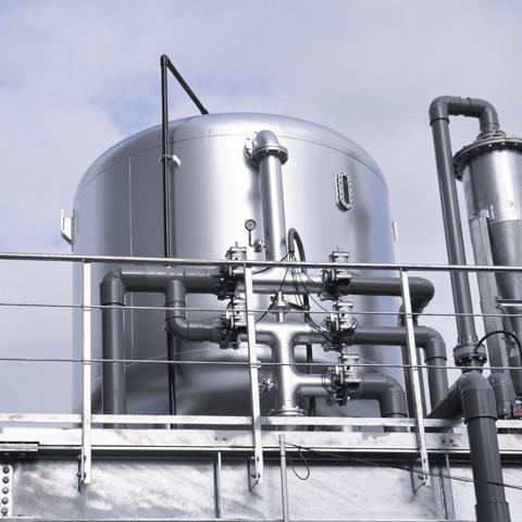 井水濾過装置